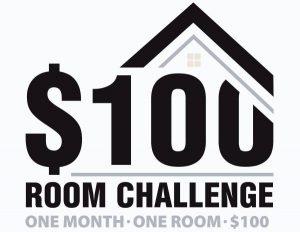 100 Room Challenge logo