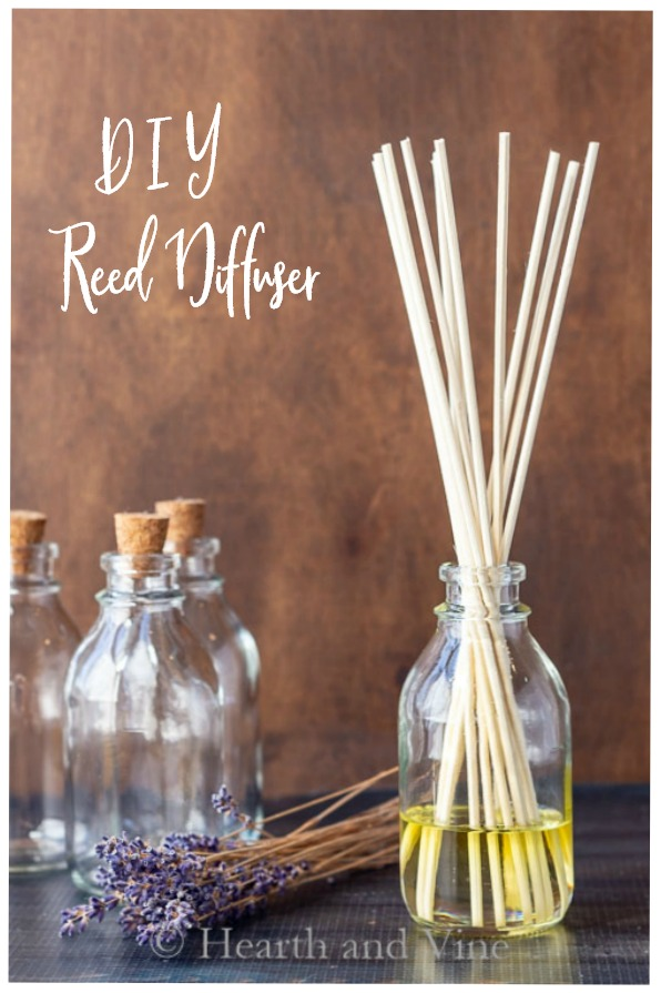 bottle reed diffuser and other glass bottles