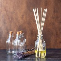 6. DIY Reed Diffuser - Easy Aromatherapy for Your Home