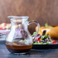 Spicy Balsamic Vinaigrette