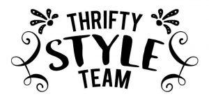 Thrify style team logo