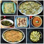 Collage of side dish recipes