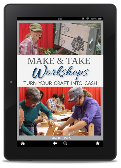 Make and Take Workshops Ebook image