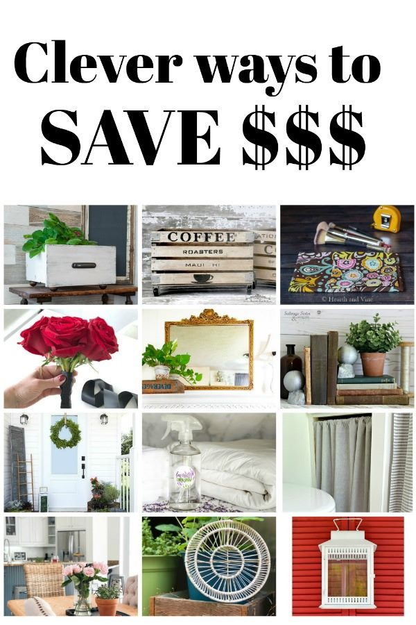 Thrifty ideas to create saving money