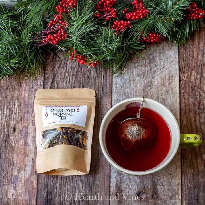Christmas Morning Tea Blend