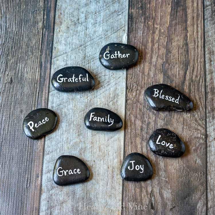 8 word stones