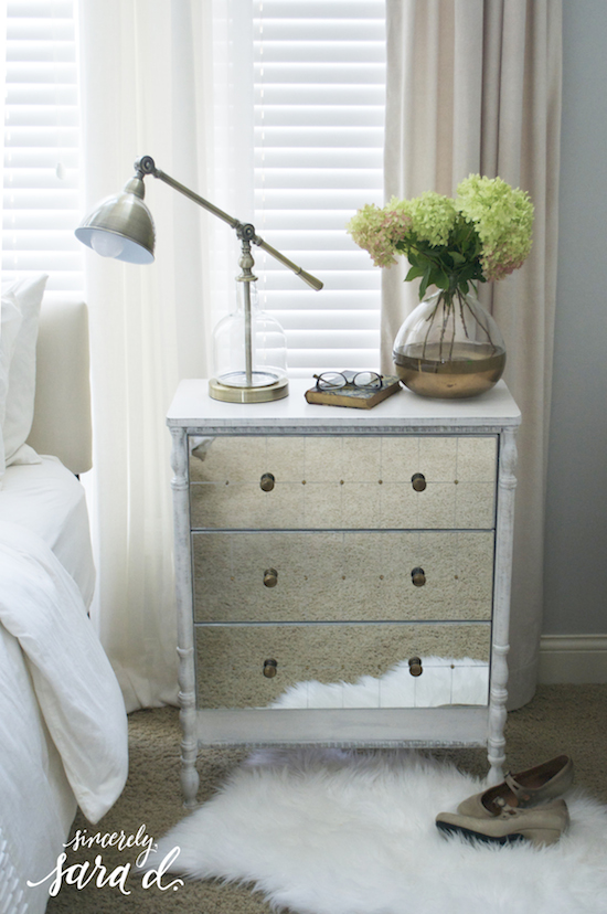 (Anthropologie Inspired) IKEA Rast Dresser Hack - Sincerely, Sara D. | Home Decor & DIY Projects