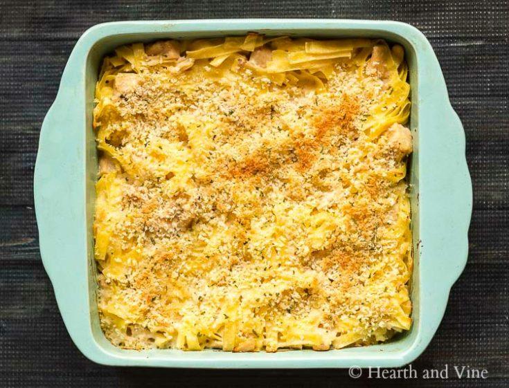Tuna Noodle Casserole from Scratch Recipe You'll Love