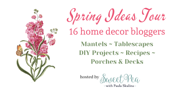 Spring Ideas Tour Graphic