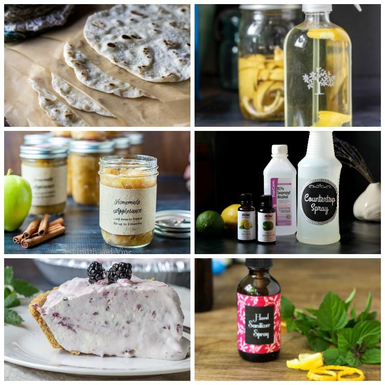 Gallery of homemade recipes