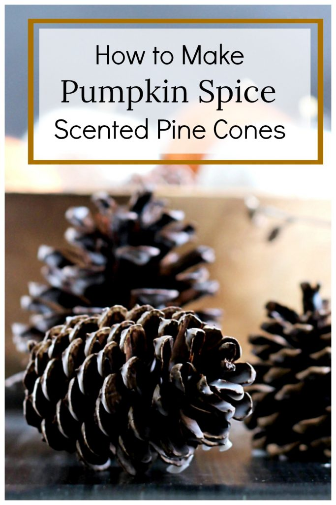 Diy Scented Pine Cones For Gifts Or Decor Hearth And Vine