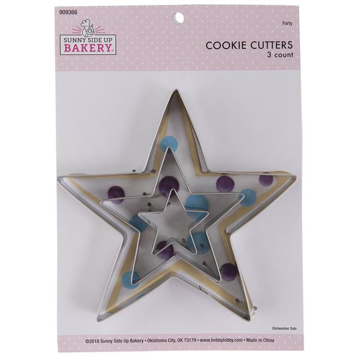 Star Metal Cookie Cutters | Hobby Lobby | 909366