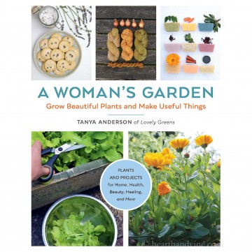 Cover of the book A Woman's Garden by Tanya Anderson