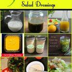 9 salad dressings ~gardenmatter.com