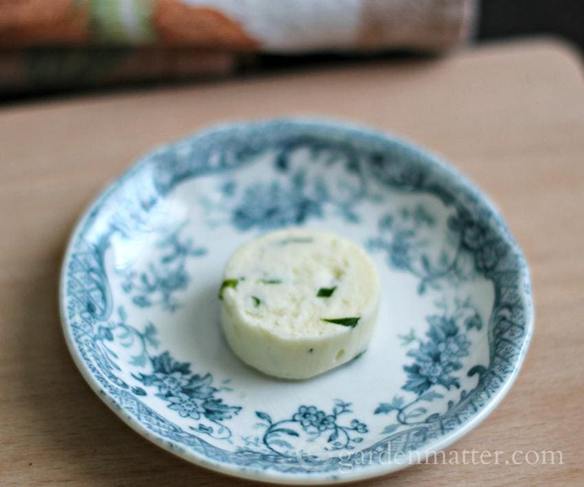 Butter Pat ~gardenmatter.com