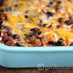 Chicken Black Bean Casserole Recipe