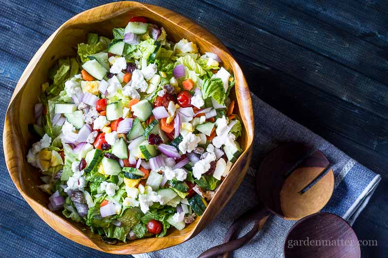 Classic Chopped Salad: Have it Your Way