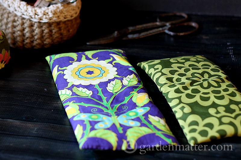 Covered with fabric - Wrist Comfort Cuff - gardenmatter.com