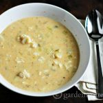 This cream of crab soup recipe is easy and so tasty with all the flavors of the Maryland shore.