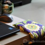 Cuff on Desk - Wrist Comfort Cuff - gardenmatter.com