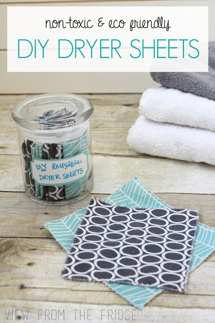 DIY-Dryer-Sheets-viewfromthefridge