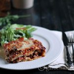 This recipe for the ever expanding lasagna makes a huge pan of the most flavorful mix of Italian meats, cheeses and spices and tastes better the next day.
