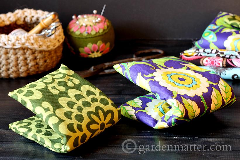 Finished Cuffs - Wrist Comfort Cuff - gardenmatter.com