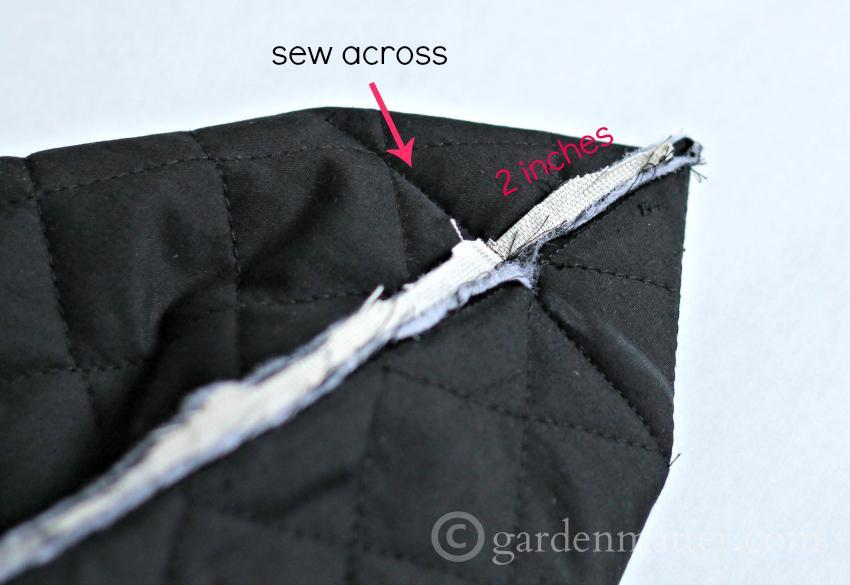 Messenger Bag bottom ~gardenmatter.com