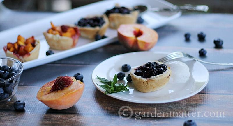 Quick and Easy Muffin Pies
