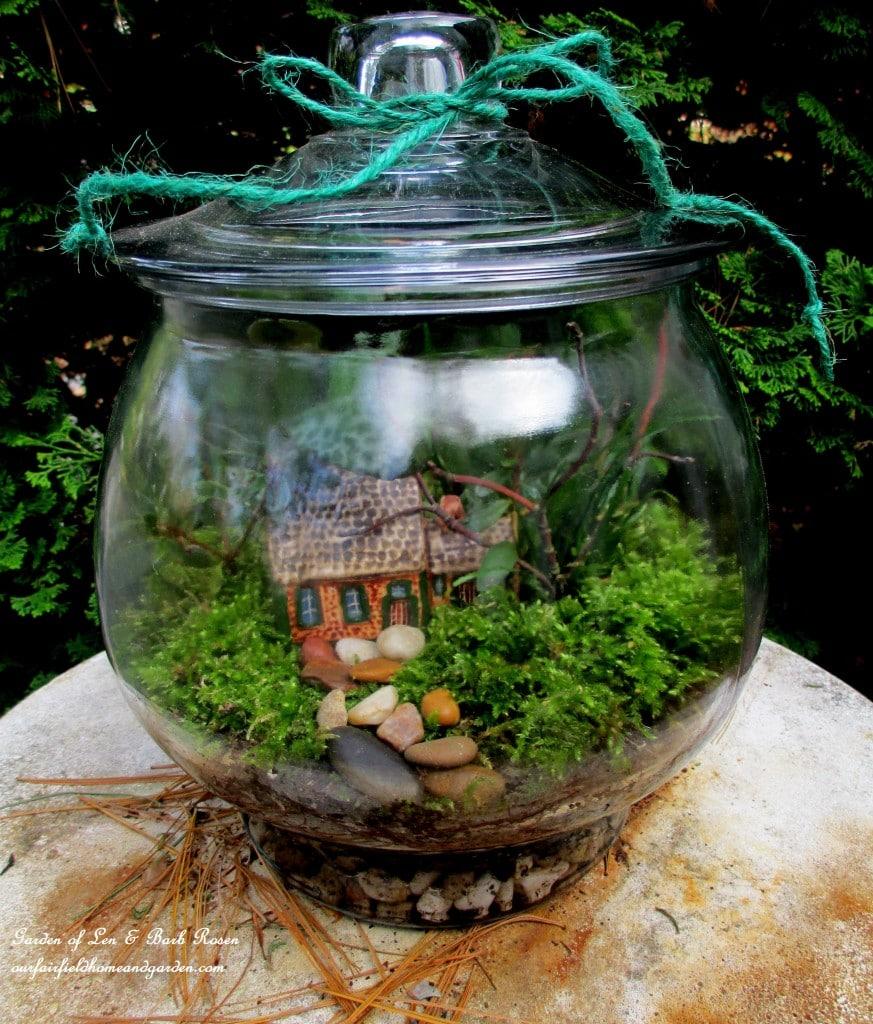 Our Fairfield Home and Garden Cottage Getaway Terrarium