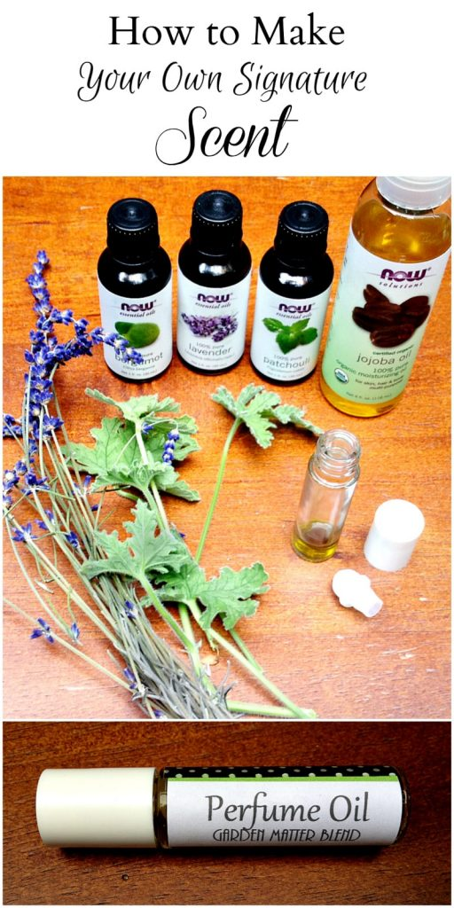 A Note About Essential Oils
