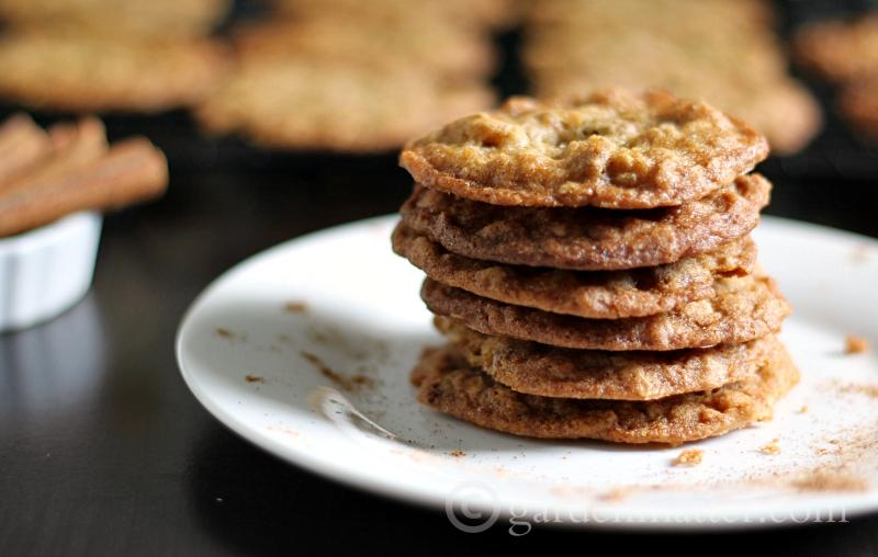 This Pumpkin Pie Spice Cookie Recipe has all your favorite fall flavors you love in every chewy yet crunchy bite.