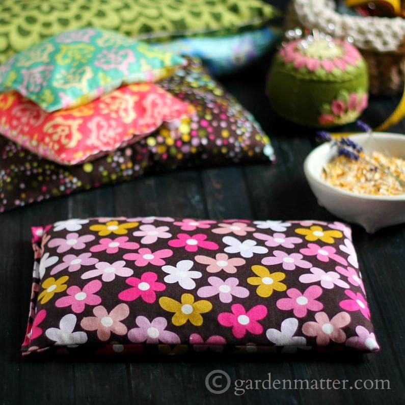 Sore Muscle Corn Bag sq ~ gardenmatter.com