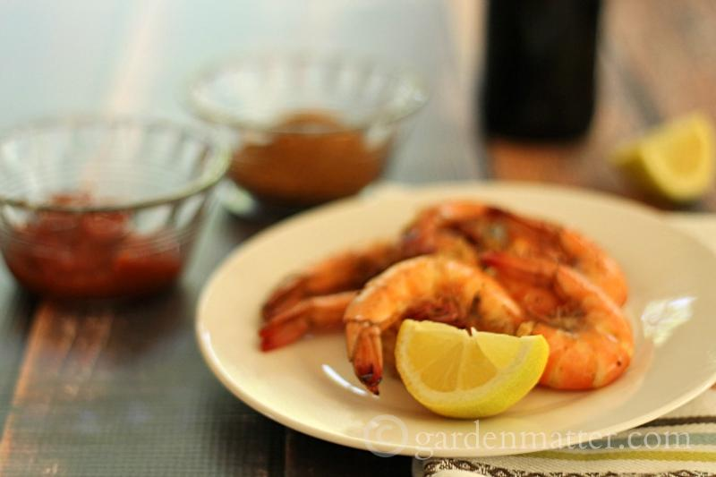 Steamed Shrimp ~ 10 Recipes to take to a party