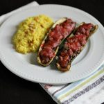 This traditional Middle Eastern recipe called Kusa is a delicious stuffed zucchini dish that's easy to make.