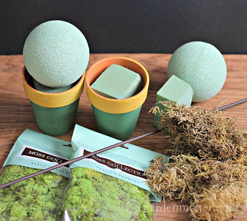 Topiary supplies ~ gardenmatter.com