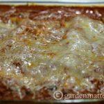 Veggie Lasagna ~gardenmatter.com