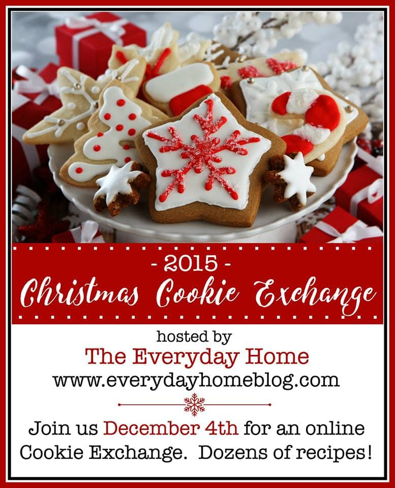 Virtual Cookie Exchange button