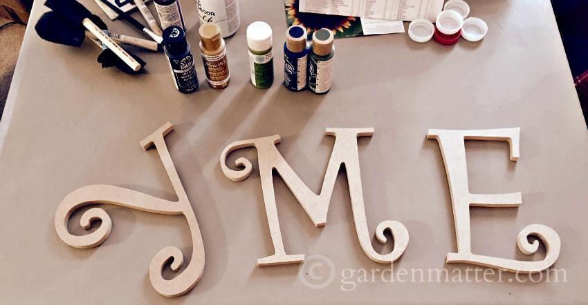 letters ~gardenmatter.com